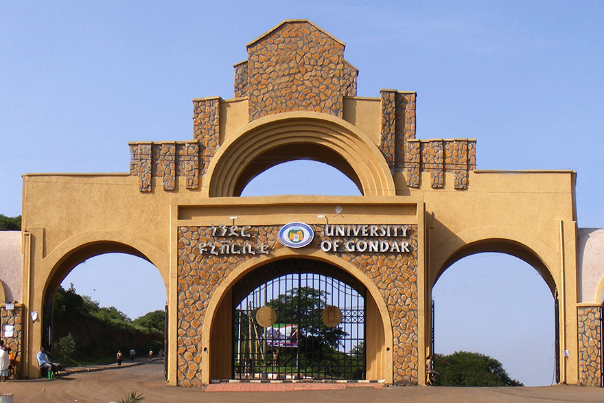 [University of Gondar]