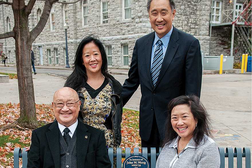 [the Wong family]