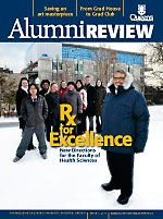[Queen's Alumni Review 2011-1]