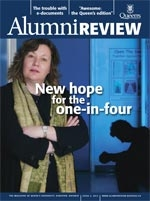 [Queen's Alumni Review 2012-2]
