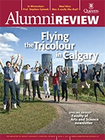 [Queen's Alumni Review 2012-3]