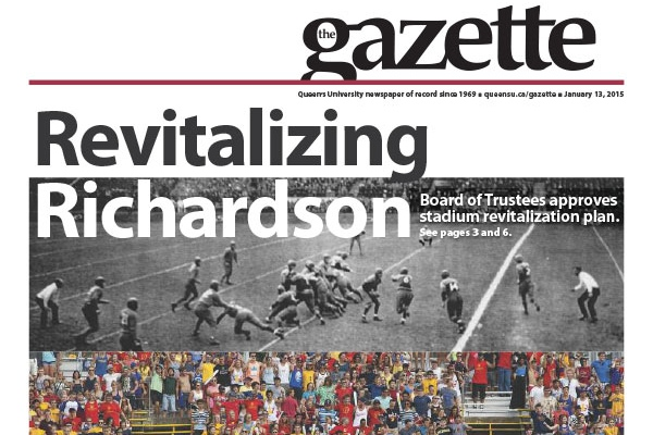 First edition of Gazette for 2015 published