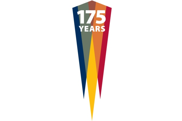 [175th anniversary logo]