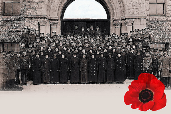 A century later, remembrance lives on