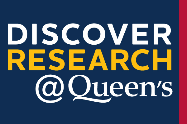 [Discover Research@Queen's logo]
