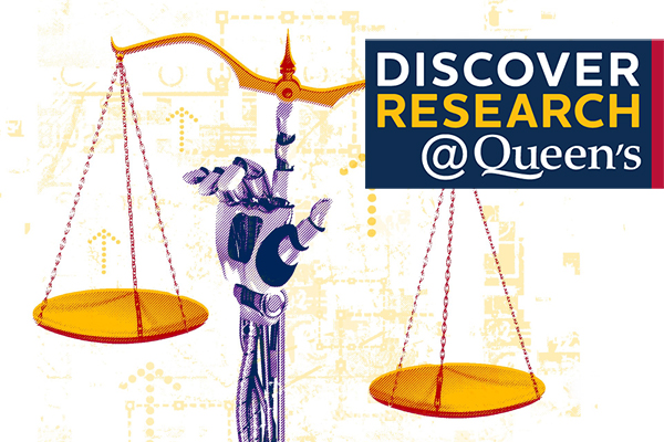 Research@Queen's: Championing AI for social justice