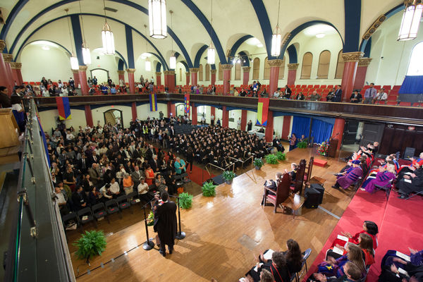 Queen's recognizes exemplary careers with honorary degrees