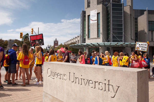 Students, staff prepare for orientation week