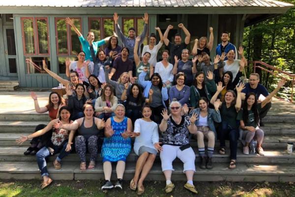2019 Summer Institute participants and speakers/mentors