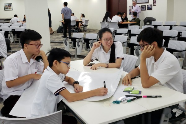 Queen's Innovation Centre promotes design thinking in Vietnam