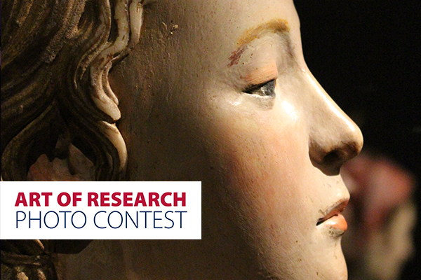 [Photo of a Renaissance statue - Art of Research Photo Contest]