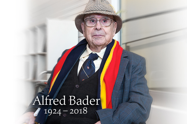 Alfred Bader: Celebration of an extraordinary life
