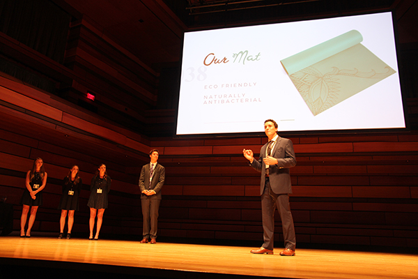 Teams contending in 2017 Dunin-Deshpande Summer Pitch Competition