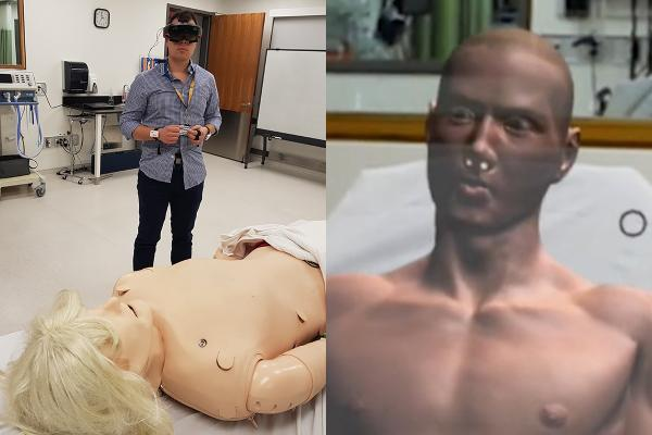 Medical education, artificial intelligence and augmented reality