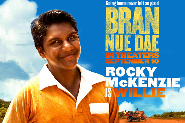 "A promotional image for ""Bran Nue Dae"", a film about an Aboriginal Australian teenager which will be shown at the Diversity & Inclusion Film Festival. (Supplied Photo)"