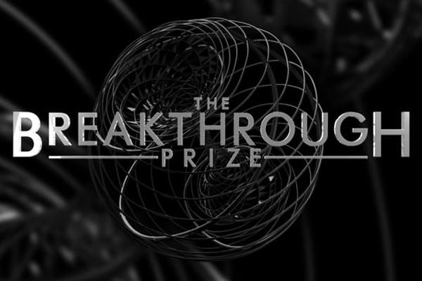 [Breakthrough Prize Logo]
