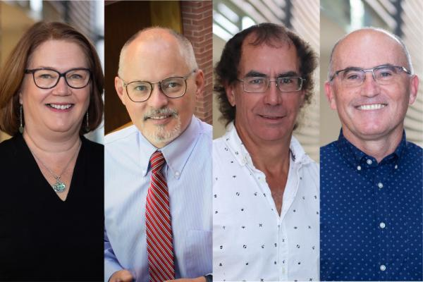 Four health leaders named to Canadian Academy of Health Sciences