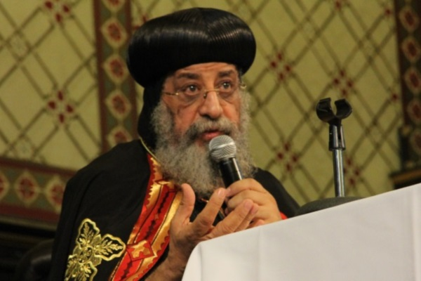 [Pope Tawadros II]