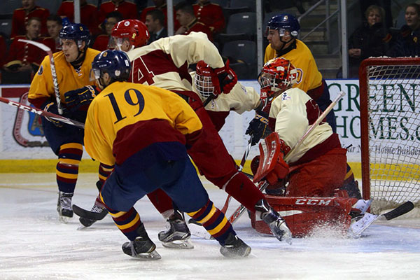 Gaels, Paladins square off in Carr-Harris Cup