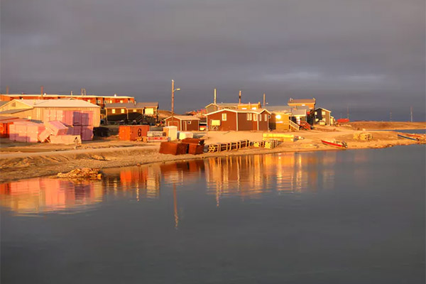 Many remote Indigenous communities are not connected to the electrical grid and produce their own electricity using diesel generators.