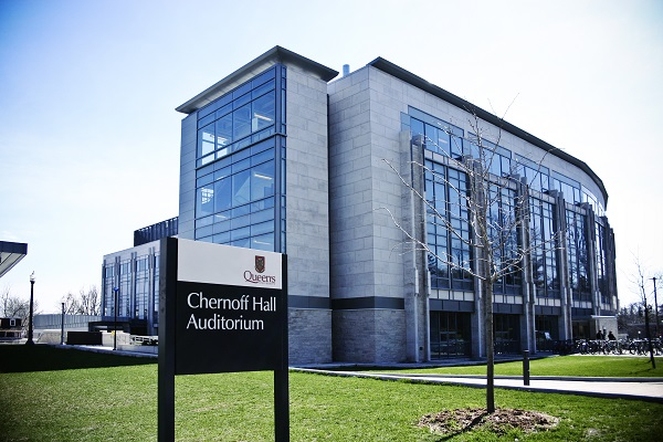 Queen's University earns top marks for innovative thinking