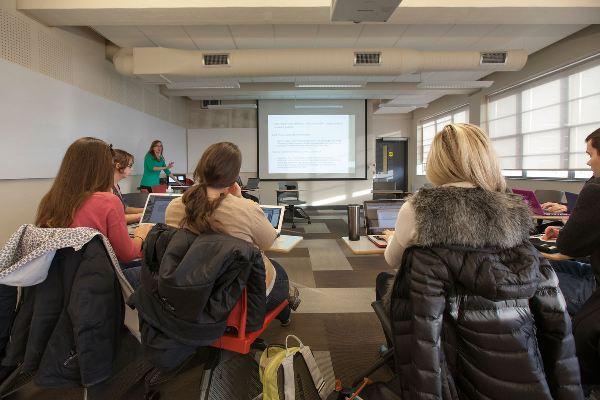 University resumes classroom use survey