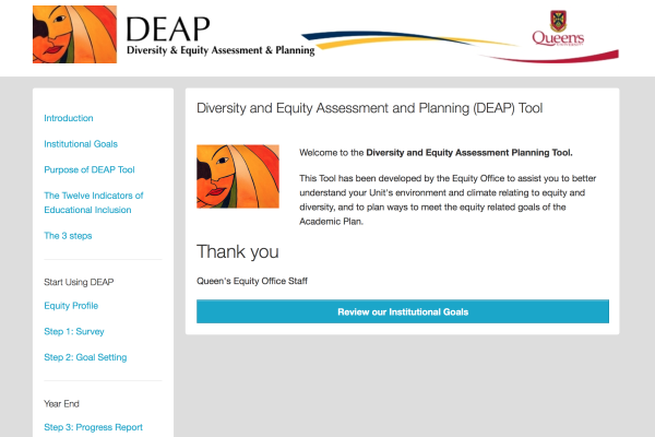 New tool deepens pledge to equity, diversity