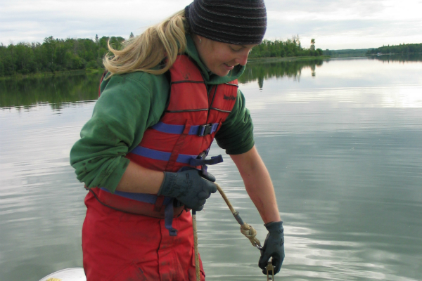 Queen's researcher recognized for work on toxic algae blooms
