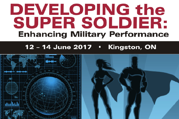 Building the Super Soldier