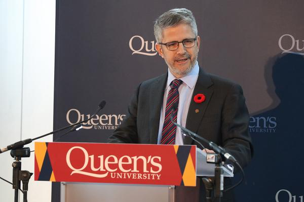 More than a decade of service to Queen's