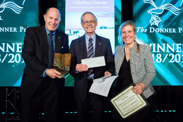 Queen's economist wins second Donner Prize