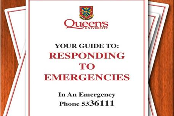 Ready for any emergency