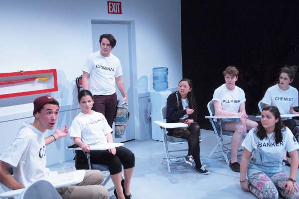 Playwright explores new ground in return to Queen's