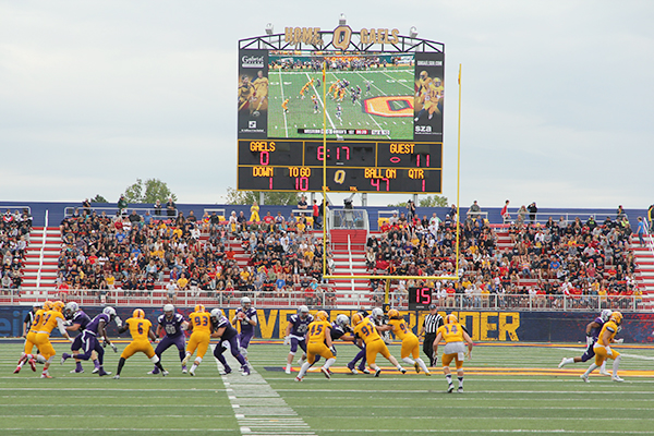 [Richardson Stadium Opening Game]