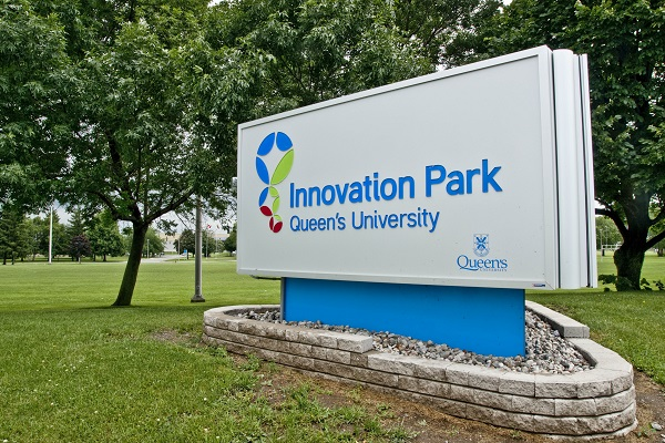 [Queen's University Innovation Park]