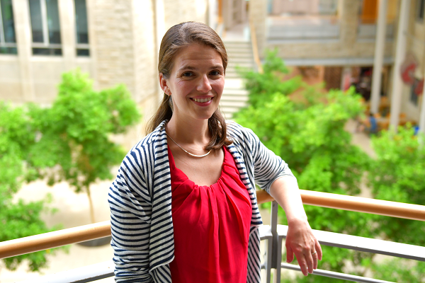 Introducing our new faculty members: Lindsay Fitzpatrick
