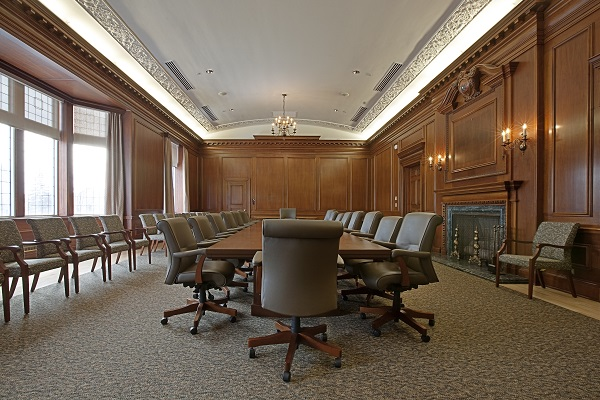 [Lougheed boardroom]