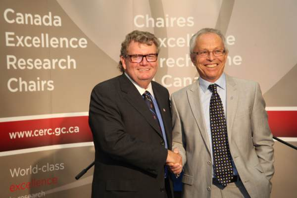 Queen's names newest Canada Excellence Research Chair