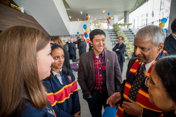 Students trek to India for innovation insights