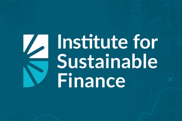 Canada's leading financial institutions commit $5M to Institute for Sustainable Finance