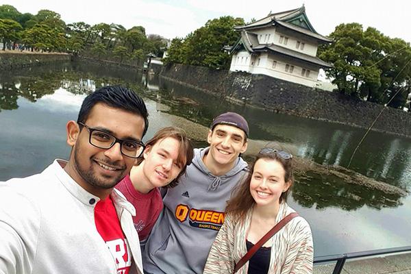 Japan trip an intensive cross-cultural exchange