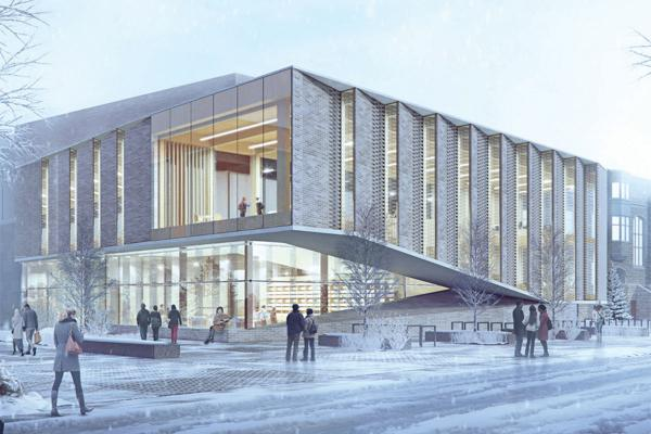 JDUC Revitalization Project gets green light from Board of Trustees