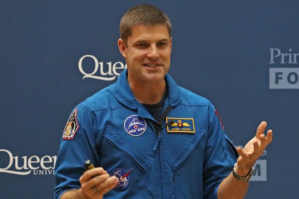Q&A: Astronaut Jeremy Hansen