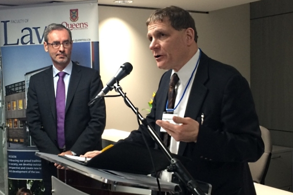 New downtown digs for Queen's legal clinics