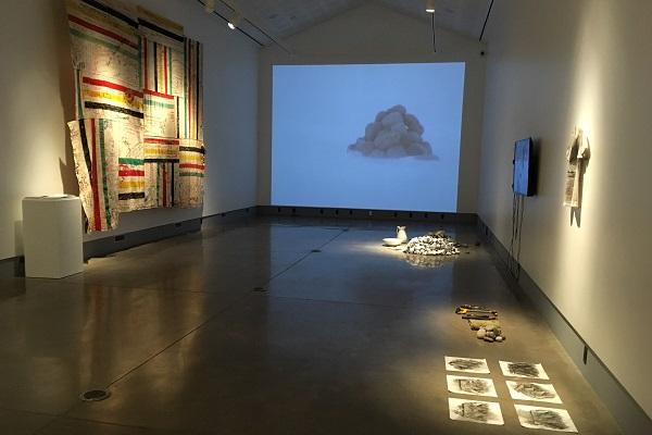 [Thesis exhibition: 'per/forming memoration' Leah Decter, 2018]