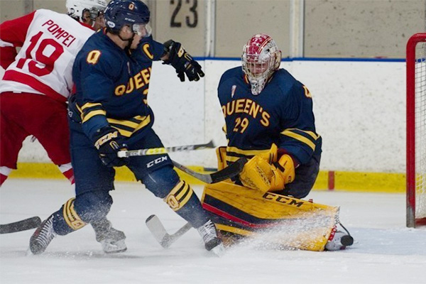 Gaels snap 31-game skid against McGill