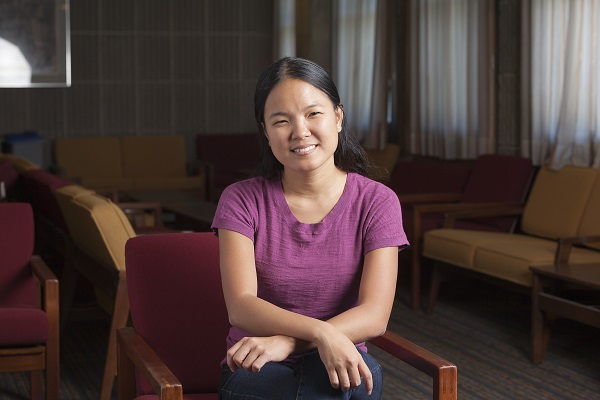 Introducing our new faculty members: Felicia Magpantay