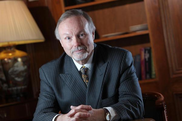 Sir Terry Matthews to speak at Queen's