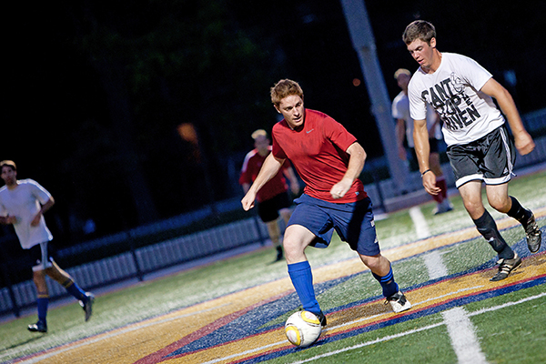 Stay active all summer with intramural leagues