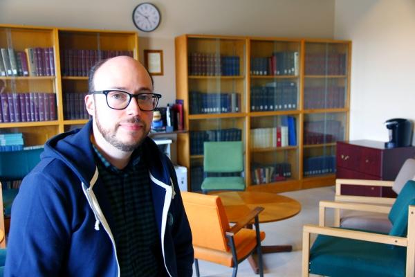 Giller Prize winner visits campus